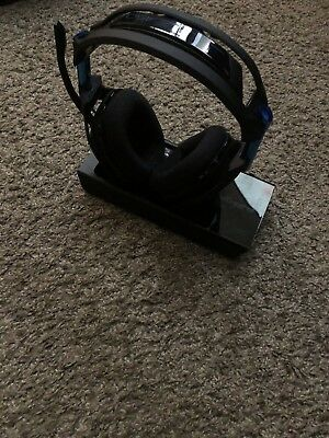 (GREAT CONDITION) Astro A50 Wireless Headset Dolby Surround Sound PS4-PC Gen 3