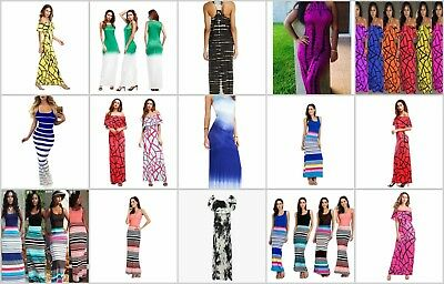 US SELLER-wholesale lot of 10 Cheap Bohemian Clothe bohemian maxi dressess beach
