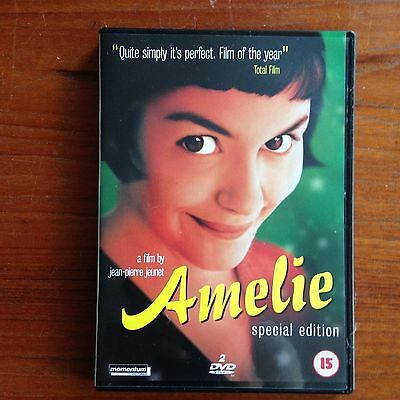Amelie (Two Disc Special Edition) DVD 2001