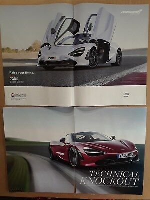 McLaren 720s Super Series. Advertisement. Road Test and Review.Long Island Pulse