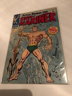 Submariner #1 Rare First Issue!!!