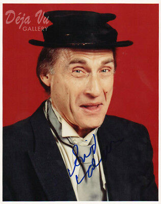 Sid Caesar Autograph -Signed Photo-Your Show of Shows -Caesar's Hour  - COA - VF