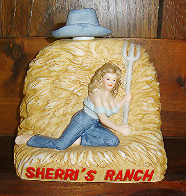 Dugs Brothel of Nevada, Sherri's Ranch Decanter