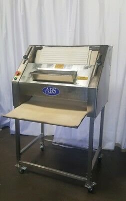 ABS Commercial BAKERY Dough Roller Sheeter
