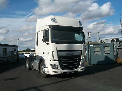 2016 (66) Daf  Xf Euro 6 510 Bhp Ftp Superspace Cab 6X2 Unit