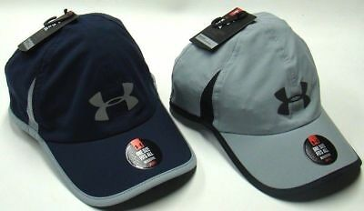 d9d6ca25913 ... where to buy under armour mens shadow 4.0 run cap midnight navy steel  or grey one