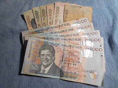 6150 Mauritius Rupees! foreign exchange