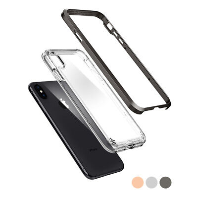 iPhone X/XS,XS MAX Spigen® [Neo Hybrid Crystal] Bumper Shockproof Case Cover