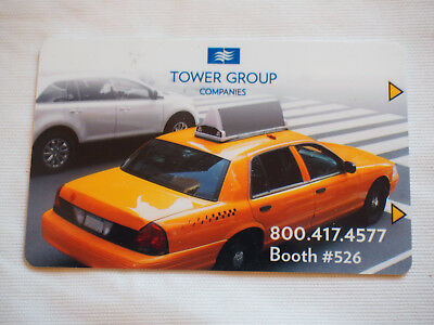 CAESARS PALACE CASINO TOWER GROUP CO.Convention Hotel Room Key