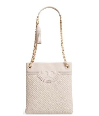 1941337f2c86 New Tory Burch Bedrock Leather Swingpack Convertible Shoulder Crossbody Bag