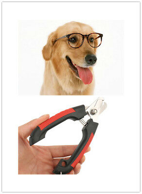 Pet Nail Clipper Scissors For Large or Small Pet Dogs Cat Toenail Trimmer Safety