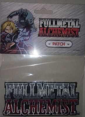 Full Metal Alchemist Patch  (new/sealed package) free shipping!