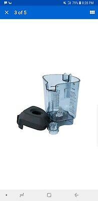Vitamix 15978 48-Oz BPA-Free Tritan container for Quiet One, and Advance