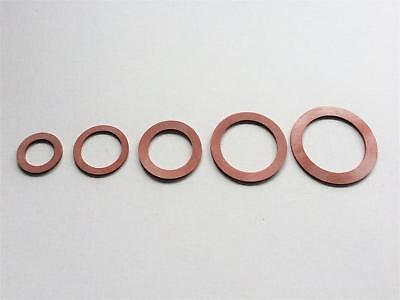 Gasket Silicone, 2 mm, Sanitary, Bad, Kitchen, Gasket Assortment