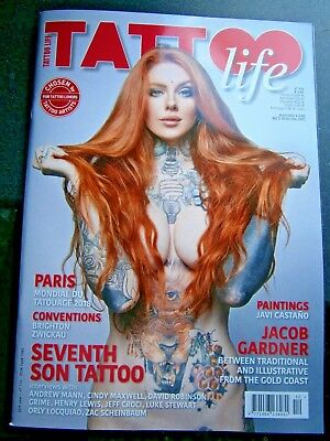 Tattoo Life Magazine Issue 112 (new) 2018