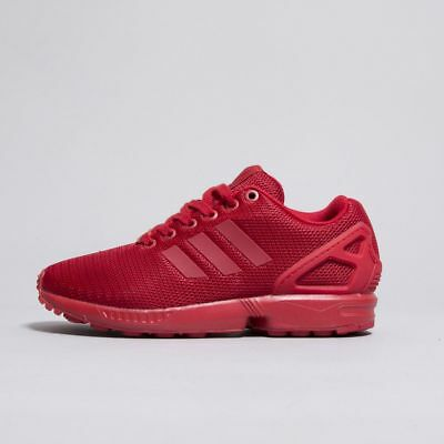 95886d66d0a19 New ADIDAS Originals ZX Flux Yeezy Triple Red Torsion S32278 Running Shoes