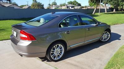 2008 Volvo S80 V8 AWD 2008 Volvo S80 V8 311 HP All Wheel Drive 4C Chassis One Owner CA Car Lo Miles