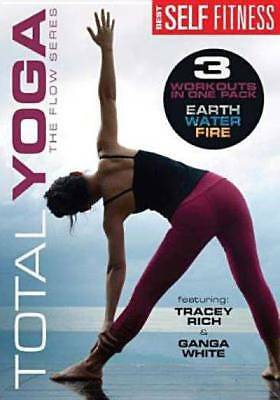 Total Yoga 3-Pack - Flow Series (Earth, Fire & Water)