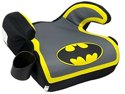 Groovy Batman Safety Backless Car Seat Booster For Kids With Machost Co Dining Chair Design Ideas Machostcouk