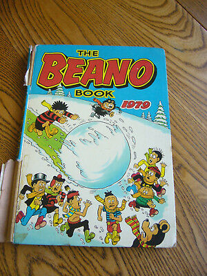 The Beano Book - 1979 -  Annual -     Pre - Owned