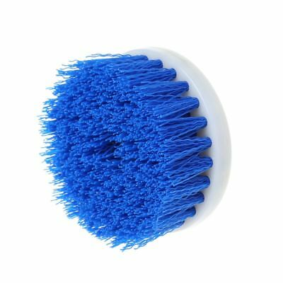 Drill Powered 60mm Scrub Drill Brush Head For Cleaning Ceramic Shower Tub Carpet