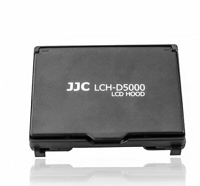 JJC Protective LCD Screen Display Hood LCH-D5000 for NIKON D5000 camera _AU