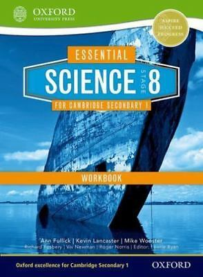 Lancaster, Kevin-Essential Science For Cambridge Lower Seco (UK IMPORT) BOOK NEW