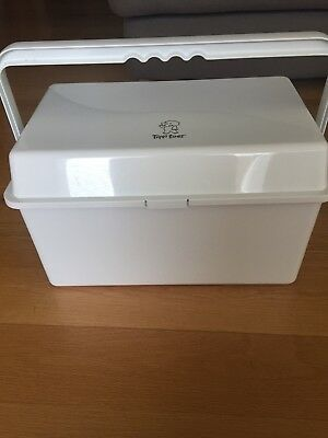 Tippitoes Baby Nappy Changing Box