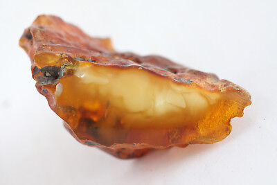 琥珀蜜蜡原石 raw amber stone rock 54.7g honey beeswax 100% natural Baltic 天然波罗的海琥珀蜜蜡