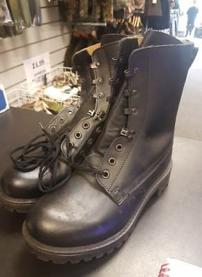 British Army Issue Assault Boots - Used - Various Sizes - Genuine - Grade 1