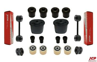 REAR SUSPENSION 18pcs KIT - CHRYSLER VOYAGER 2001-2007 WITH SELF-LEVELLING SUSP.