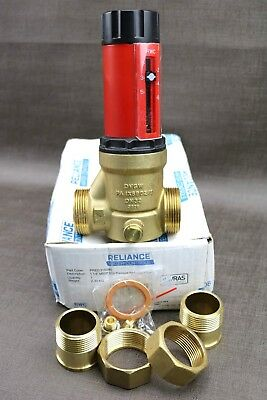 "RWC 1 1/4"" MBSP 315i Series Commercial Pressure Reducing Valve PRED315040"