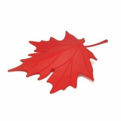 Door Stopper Wedge Autumn by Qualy Design Studio. Leaf Shape. Design Oriented