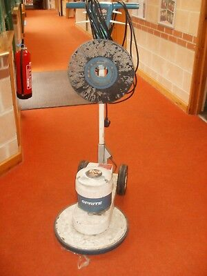 Victor floor buffer old but in working order
