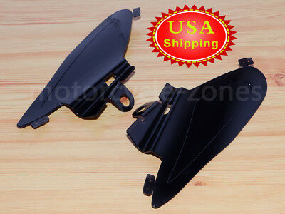 Smok Saddle Shield Heat Deflector For Indian Chief Chieftain Springfield 14-18 P
