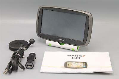TomTom GO 60 Navigationssystem 15 cm (6 Zoll) Touch Display Lifetime Trafic&Maps
