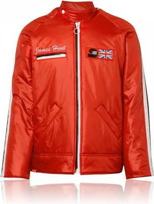 James Hunt Racing Vintage Team Jacket Limited Edition