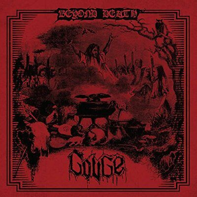 Gouge - Beyond Death [CD]