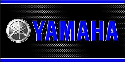 YAMAHA, KAWASAKI, SUZUKI, KTM Dirt Bike Racing Motocross Supercross Banner Sign