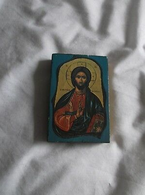 Small Wooden Icon