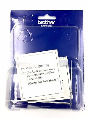 Adjustable Zip/Piping Foot for Brother (F036N)