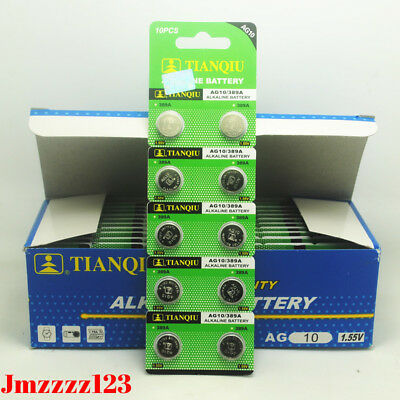 LR1130 Battery (AG10/390) 1.5V Alkaline Batteries Sydney Local Stock