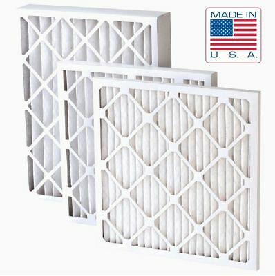 3 PACK Furnace Airfilters, AC Pleated, Merv 13, Ultra Allergen, ANY SIZE