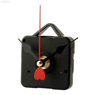 4550 Goodly Replacement Quartz Clock Movement Mechanism Metal Heart Hands DIY