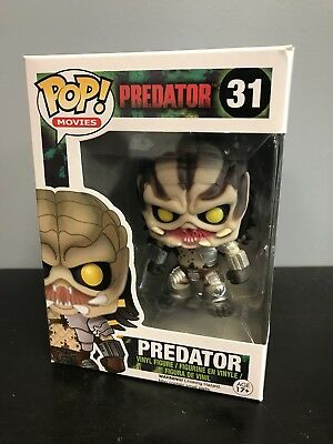 Funko Predator POP! Movies Predator Exclusive Vinyl Figure #31