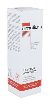Emolium Moisturising Shampoo Dry and irritated Scalp 200ml Szampon Nawilzajacy
