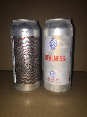Monkish Mixed 2 Cans - The Realness - Space Food - Omnipollo Tired Hands