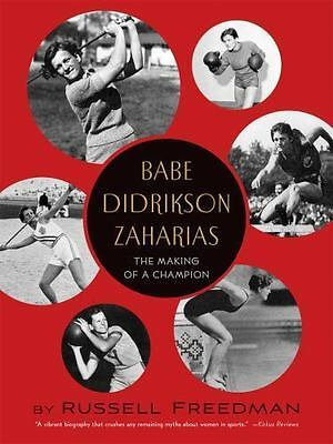 Babe Didrikson Zaharias Signed Readers Digest Condensed Book Golfer