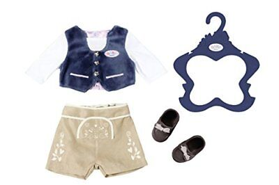 Zapf Creation 824511Baby Born Outfit in Traditional Costume Boy