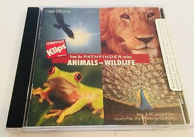 Comstock Images - Animals-Wildlife Stock Photography (Photo CD-ROM)